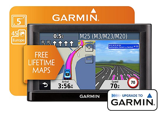 Garmin Nuvi 54 LM - Full Europe Sat Nav