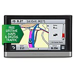 image of Garmin Nuvi 2598 Lifetime Maps & Digital Traffic Full Europe Sat Nav