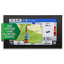 image of Garmin Nuvi 3598 Lifetime Maps & Digital Traffic Full Europe Sat Nav