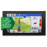 "Garmin nuvi 3598LMT-D 5"" Sat Nav with UK, Ireland & Full Europe Lifetime Maps and Traffic"