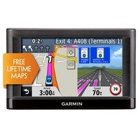 "Ex Display Garmin nuvi 42LM 4.3"" Sat Nav with UK & Ireland Lifetime Maps"