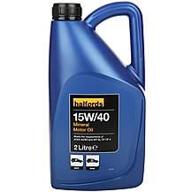 image of Halfords 15W40 Mineral Petrol & Diesel Oil 2L