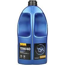 image of Halfords 15W40 Mineral Petrol & Diesel Oil 5L