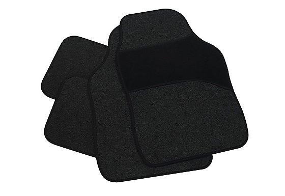 Halfords Value Carpet Car Mats