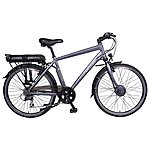 image of EBCO UCR-30 Mens Electric Hybrid Bike