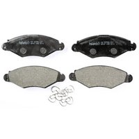 Halfords (HBP447) Car Disc Brake Pads (Front)