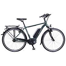 image of EBCO UCR-80 Mens Electric Hybrid Bike - 50cm