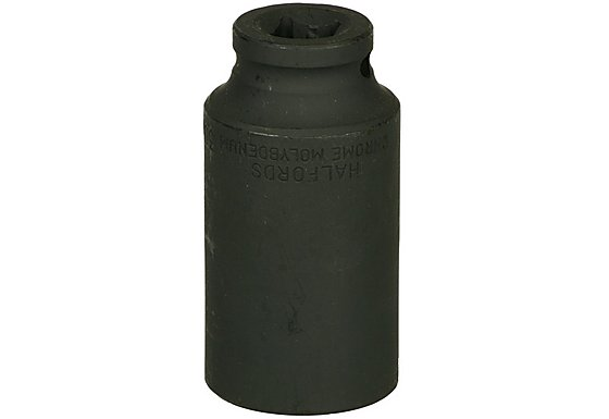 Halfords Professional 30mm Hub Nut Socket