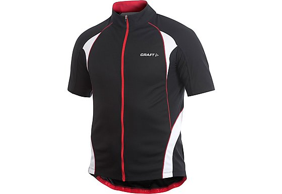 Craft Active Black Bike Jersey