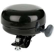 image of Halfords Black Metal Bell