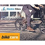 image of Halfords Electric Bike Care Plan - 1 Year