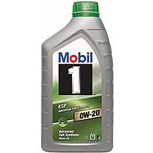 image of Mobil 1 ESP 0W20 Engine Oil 1L