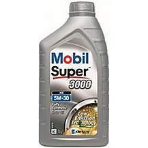 image of Mobil Sup3000 XE 5W30 Oil 1L