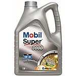 image of Mobil Sup3000 XE 5W30 Oil 5L