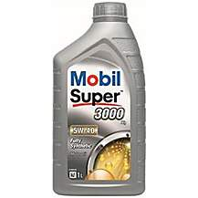 image of Mobil 1 Super 3000 X1 5W40 Oil 1L