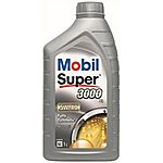 image of Mobil Super 3000 X1 5W40 Oil 1L