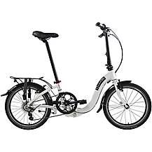 image of Dahon Ciao D7 Folding Bike - White