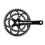 image of Campagnolo Veloce 10X P-Torque Chainset - Black