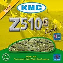 image of KMC Z510 1/8 BMX Bike Chain - 112L
