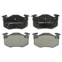 Halfords (HBP337) Car Disc Brake Pads (Rear)