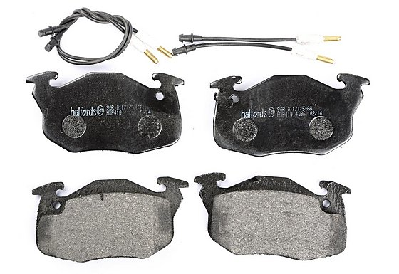 Halfords (HBP410) Car Disc Brake Pads