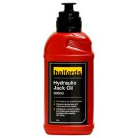 Halfords Hydraulic Jack Oil
