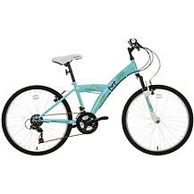 "image of Indi Pure Kids Mountain Bike - 24"" Wheel"