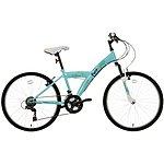 "image of Indi Pure Kids Mountain Bike - 24"" Wheel"
