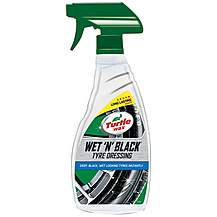image of Turtle Wax Wet 'n' Black Tyre Dressing 500ml