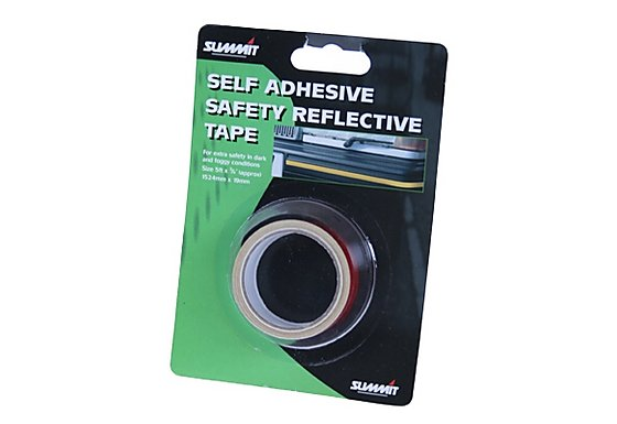 Summit Reflective Tape - Red