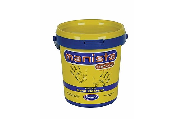 Comma 'Manista Natural' Hand Cleaner 700ml