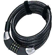 image of Magnum Plus Reset Combi Cable Bike Lock - 185cm