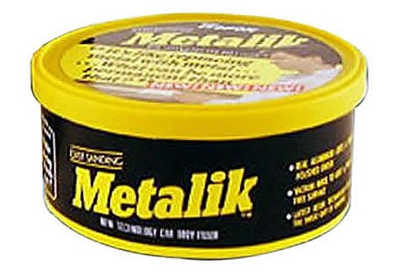 David's ISOPON Metalik Paste 250ml