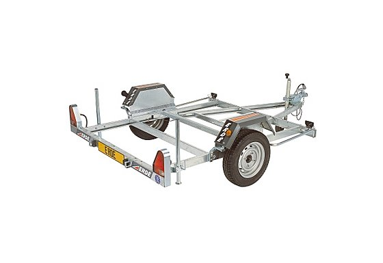 Erde CH751 Motor Cycle Trailer