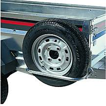 image of Erde 234x4 Spare Wheel Support