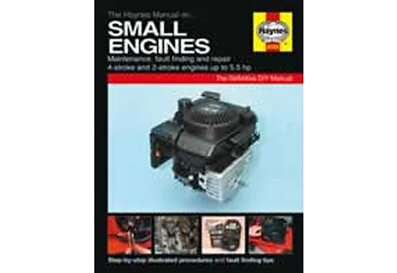 Haynes Small Engines Manual