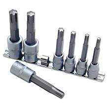 image of Laser 7 piece Ribe Bit Set