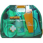 image of Halfords Medium First Aid Kit