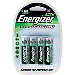 Energizer 4AA Rechargeable batteries