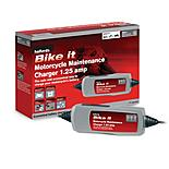 Halfords Bike it Motorcycle Maintenance  Charger 1.25 Amp