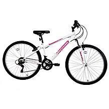 "image of Indi Integer Kids Mountain Bike Purple - 26"""