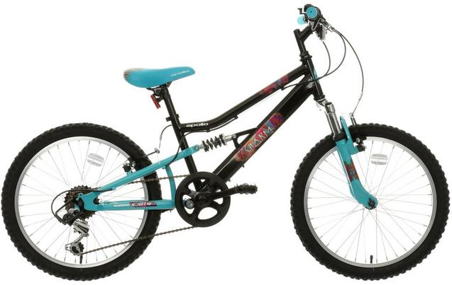 Apollo Charm Junior Mountain Bike