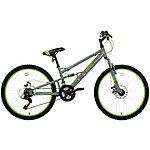 "image of Apollo Creed Junior Mountain Bike - 24"" Wheel"