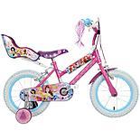 "Disney Princess Kids Bike - 14"" Wheel"