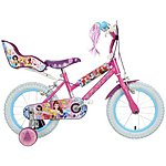 image of Disney Princess Kids Bike - 14""
