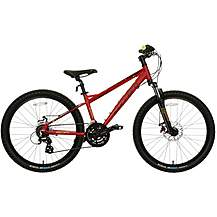 "image of Carrera Blast Junior Mountain Bike - 24"" Wheel"