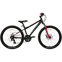 "image of Carrera Luna Girls Mountain Bike - 24"" Wheel"