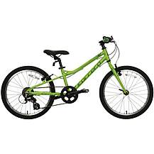 image of Carrera Abyss Junior Hybrid Bike - 20""