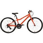 "image of Carrera Abyss Junior Hybrid Bike - 24"" Wheel"