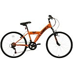 "image of Indi Crank Kids Mountain Bike - 24"" Wheel"